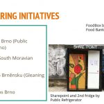 Ethnography of sharing initiatives in Brno